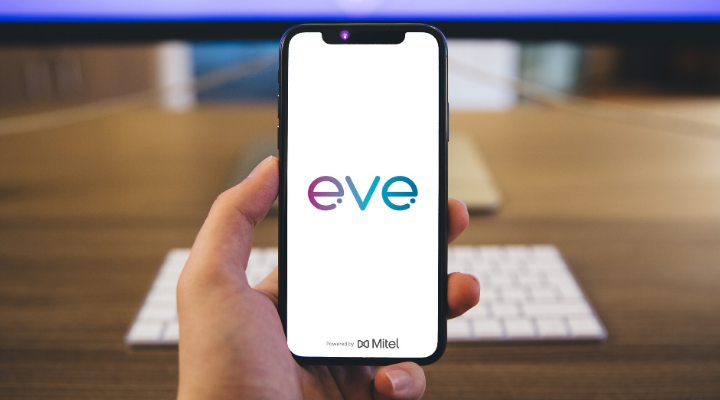 eve mobile app iphone