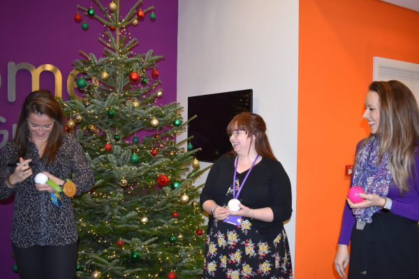 Maddie Hinch MBE visits 9 Group Stonehouse